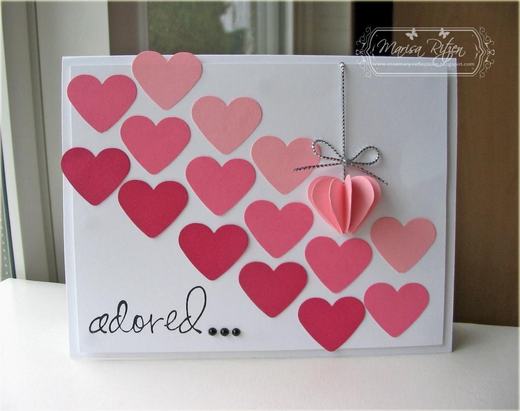 Поздравление на день святого валентина открытка своими руками, поздравление