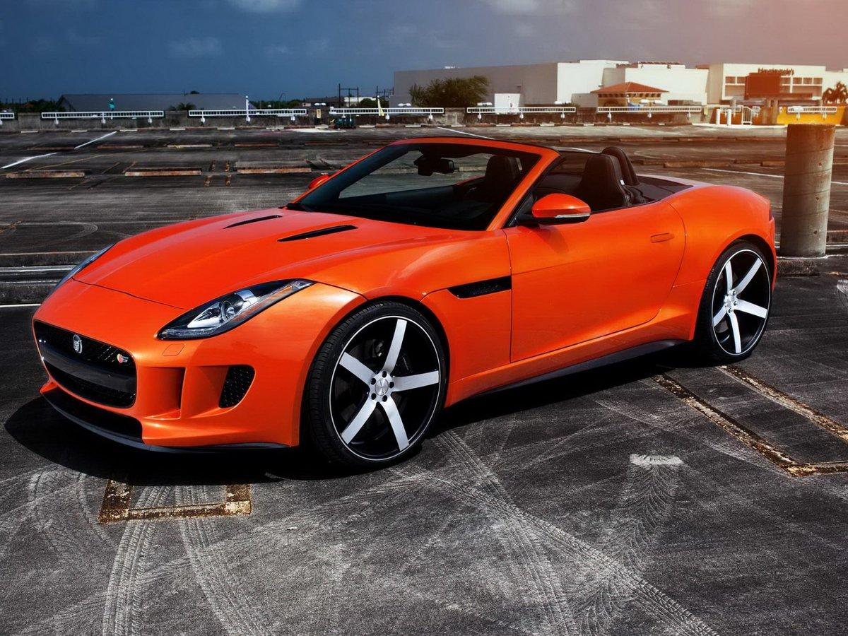 Оранжевый автомобиль картинки