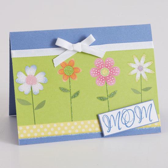 Самодельная открытка на день матери легкие фото, письмо день