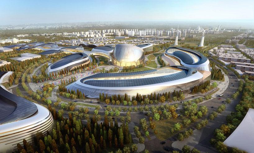 фото города казахстан
