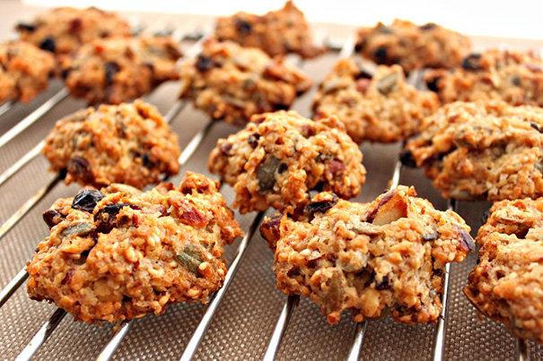 Классическое овсяное печенье - пошаговый рецепт с фото 56