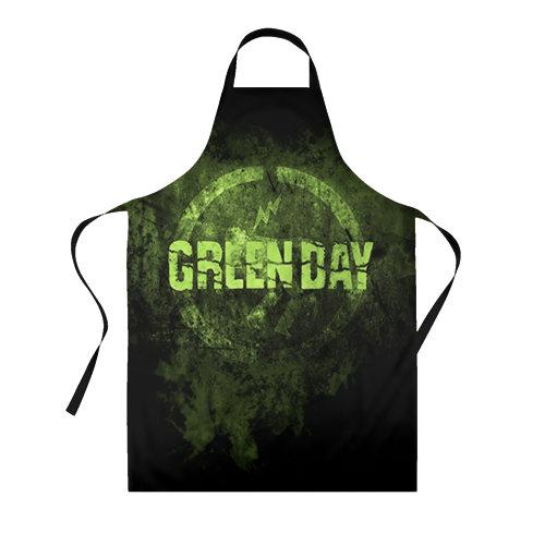 Фартук 3D Green Day