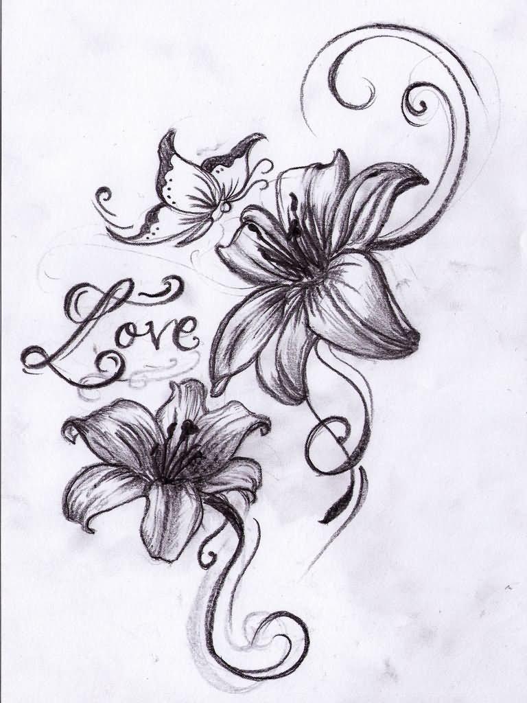 фото рисунки цветов