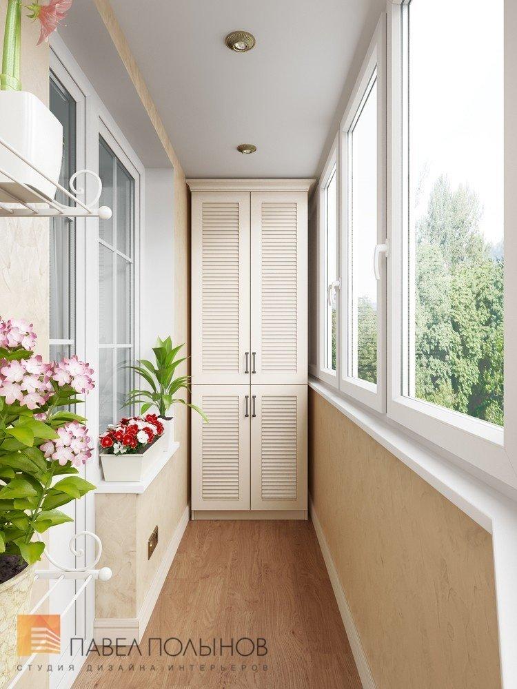 Дизайн узких балконов и лоджий фото.