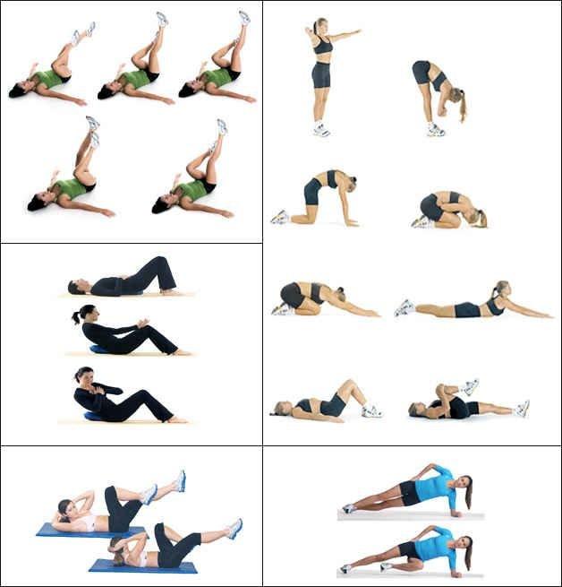Как эффективно похудеть: упражнения, в домашних условиях 88