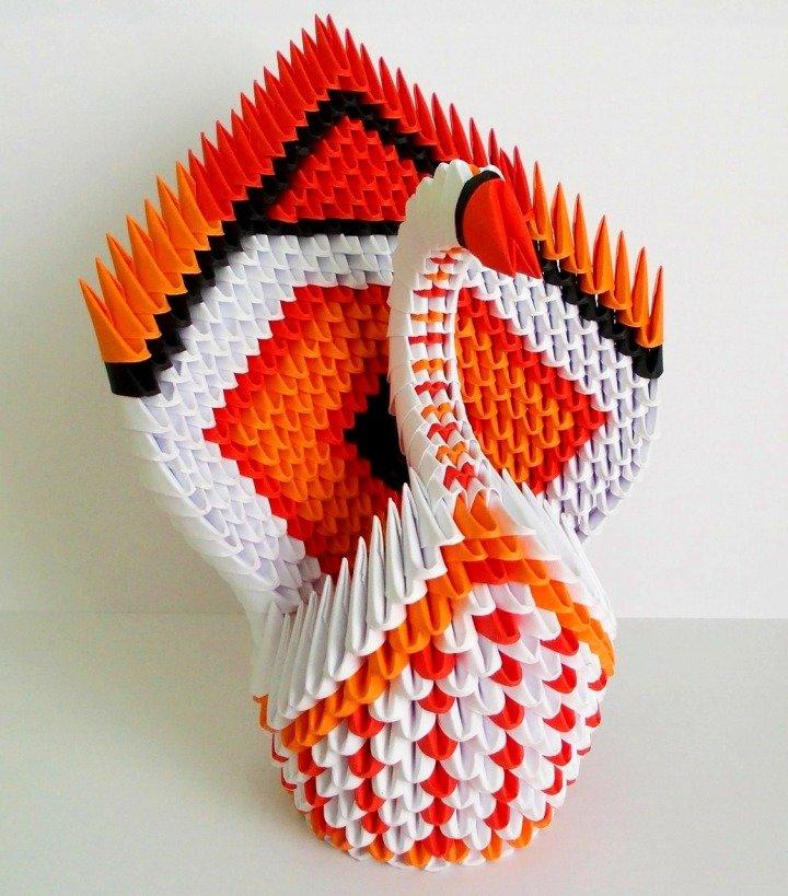 они картинки по модульному оригами мама чекає