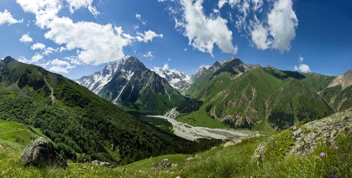 Картинки красивые кавказские горы