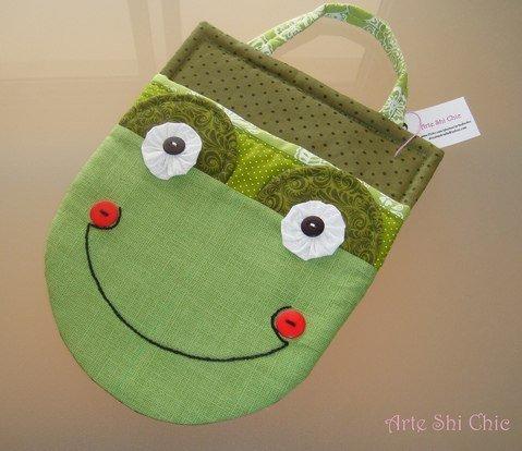 0ec33584f597 Забавные детские сумочки :) Идеи и выкройки» — карточка пользователя ...