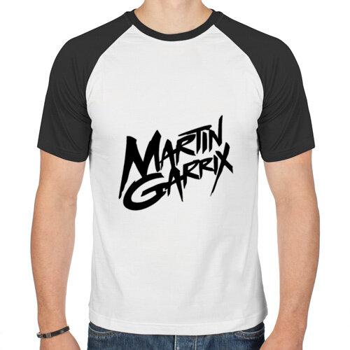 Мужская футболка реглан Martin Garrix