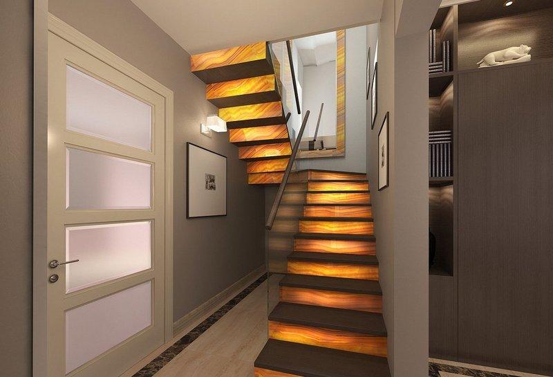 Дизайн лестницы в доме на второй этаж – это важная составляющая, которая может рассказать о вкусовых предпочтениях жильцов и стилистическом оформлении апартаментов.