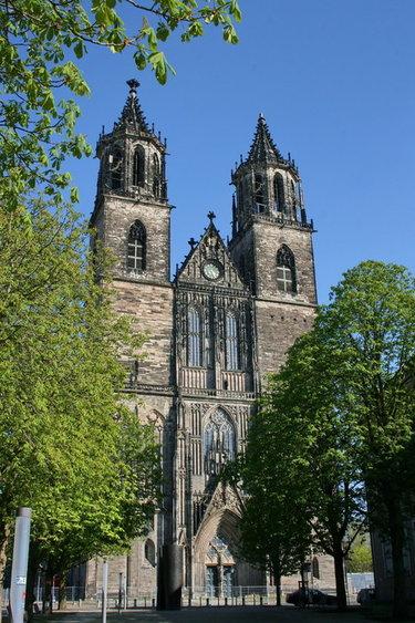 макгдембургский собор