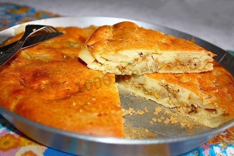 пироги из свежей капусты в духовке