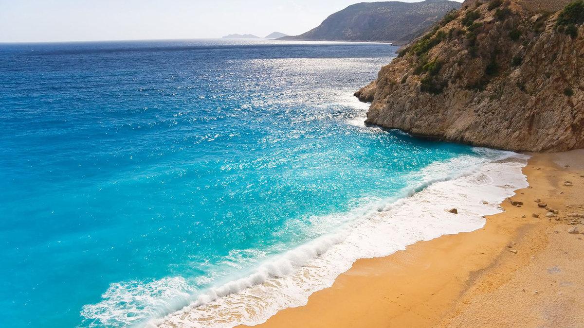 Море картинки из турции