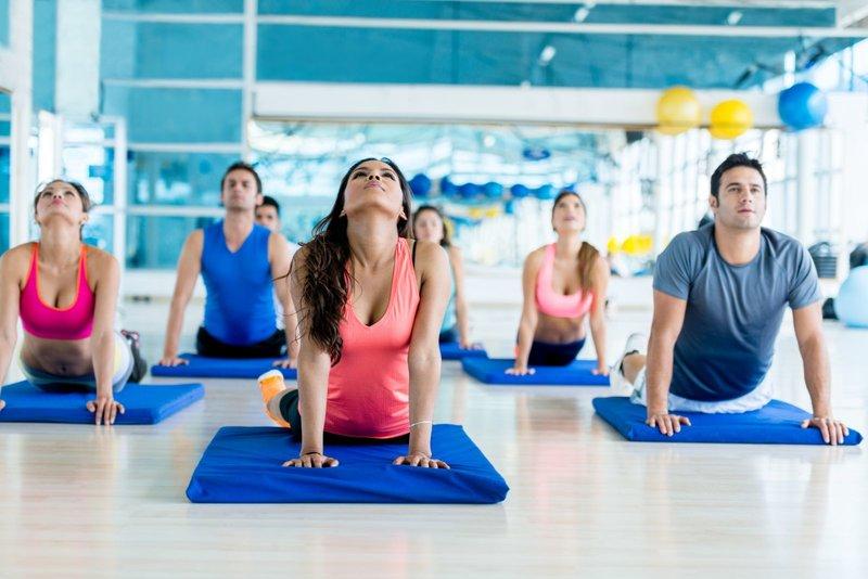 Виды групповых занятий фитнесом | Журнал На Невском