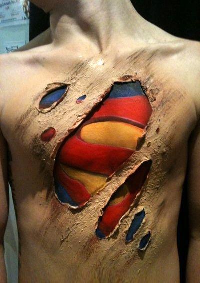 супер тату для мужчин цилиндров или