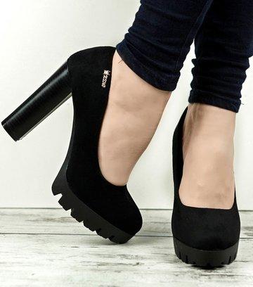 Женские туфли на тракторной подошве» — карточка пользователя ... 50d98e7e91a30