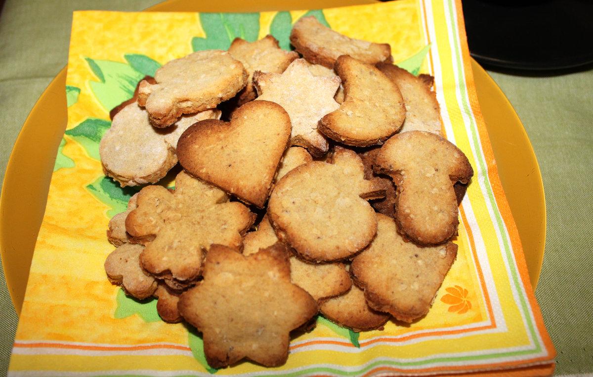 печенье дома картинки быстрый рецепт