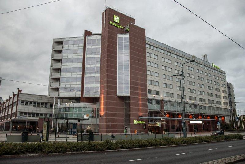 Отели Holiday Inn в Хельсинки