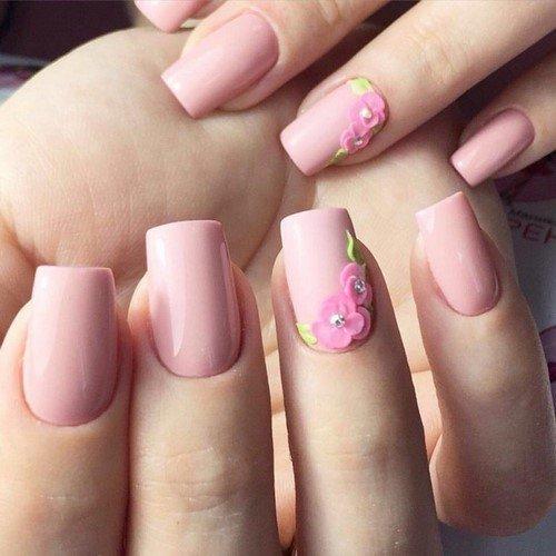 дизайн ногтей в пастельных тонах фото