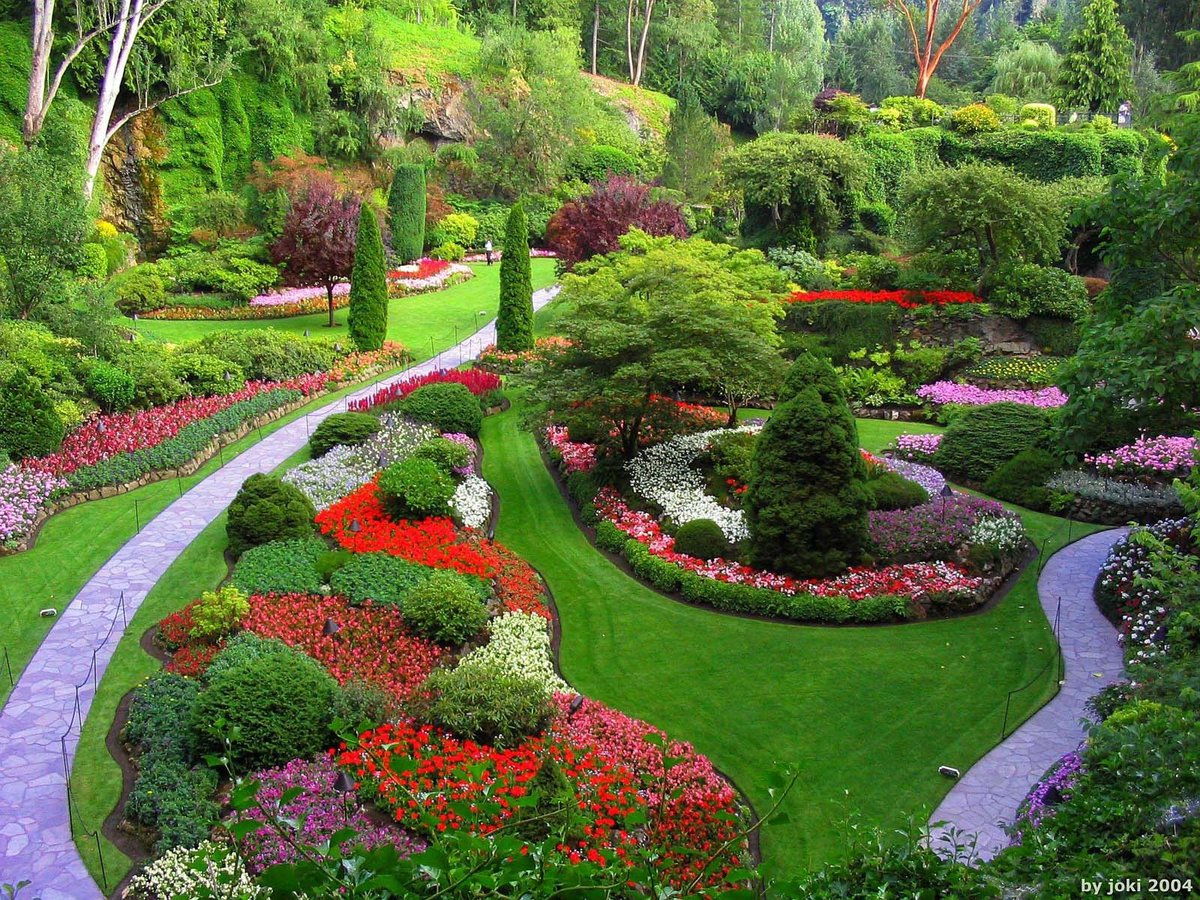 ... Landscaping Large Gardens Designs For Large Home Landscape Garden Design  Pictures For Your Inspirations Garden Ideas