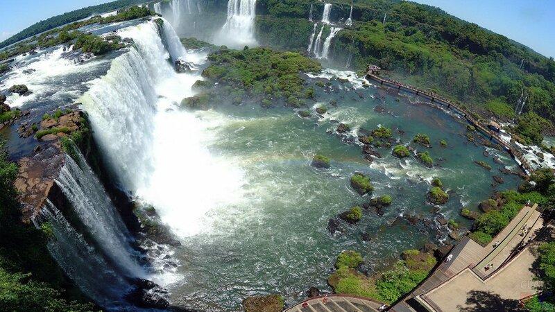 Водопад Игуазу