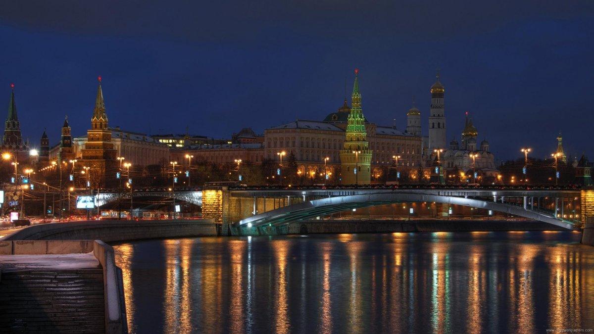 Картинки на рабочий стол кремля