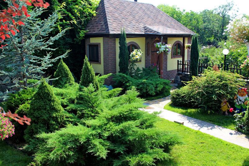 Ландшафтный дизайн — «Floris» студия ландшафтного дизайна (г ... №3; Ландшафтный дизайн г.