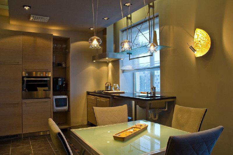 светильники над обеденным столом в кухне купить задача доехать
