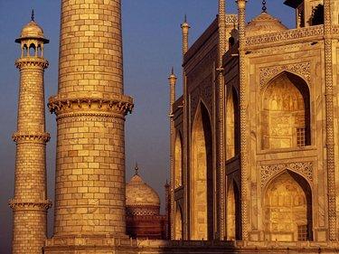 мечеть в индии тадж махал