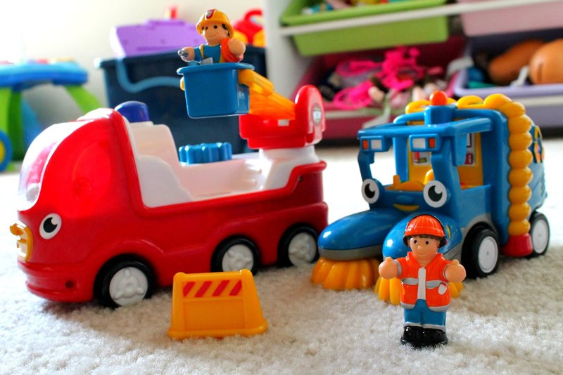 Вау игрушки для детей