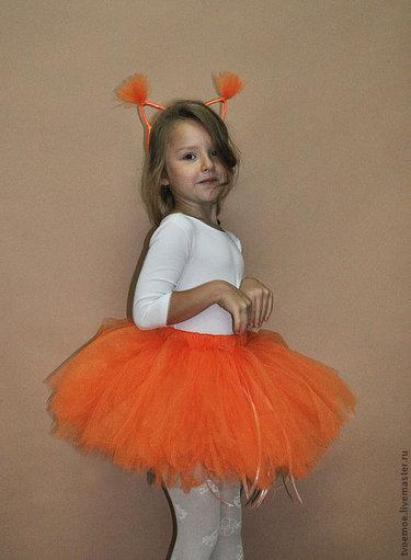 Как сделать костюм белочки для девочки фото 140