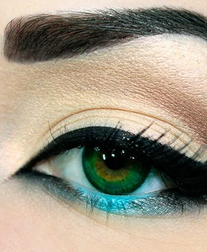 Как сделать цвет глаз ярче фото 948