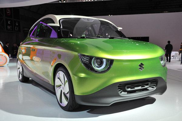 Японская компания Suzuki не намерена сдавать позиции своим более именитым соотечественникам и поэтому продолжает экспериментировать с концептами своих будущих моделей. На домашний для себя м