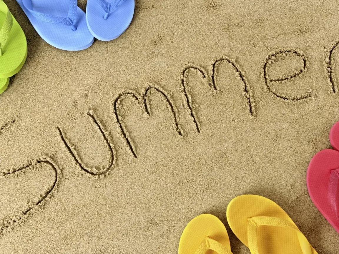 Прощай лето картинки с надписями смешные