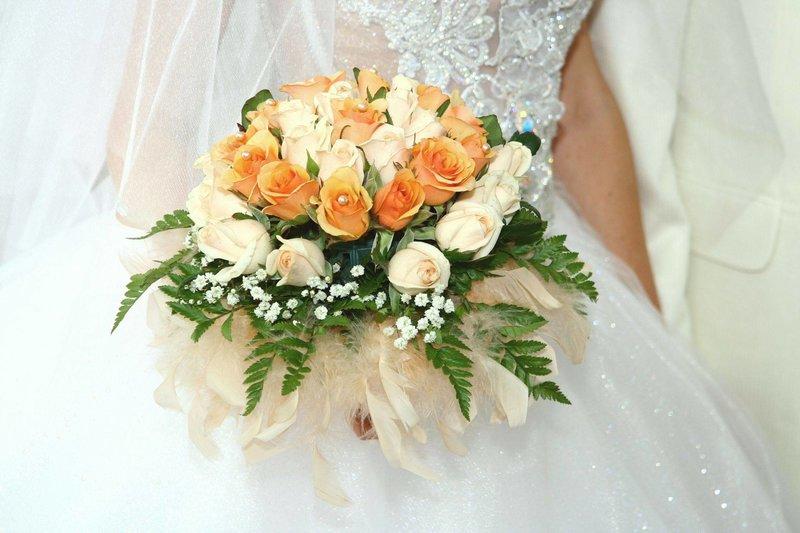 Кремовая свадьба