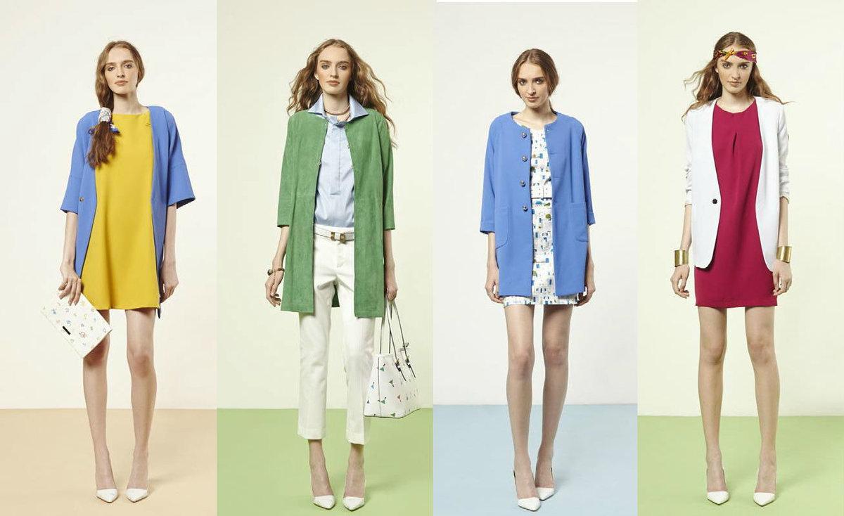 Мода Одежда Весна Лето 2015