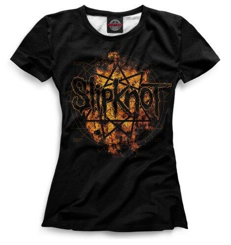 Футболка для девочек Slipknot