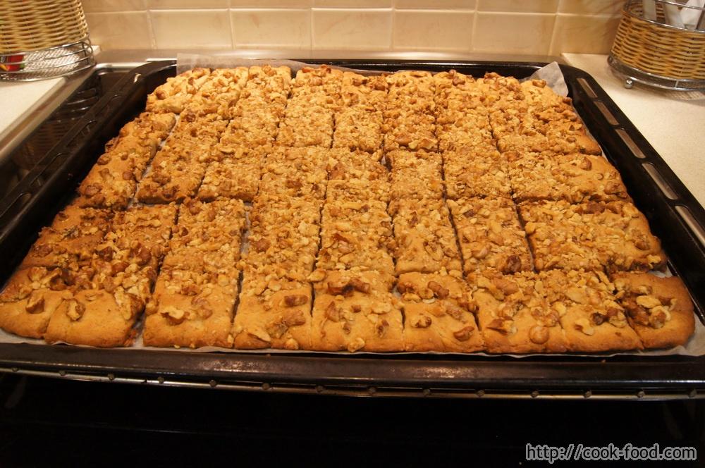 рецепты печенья зернового