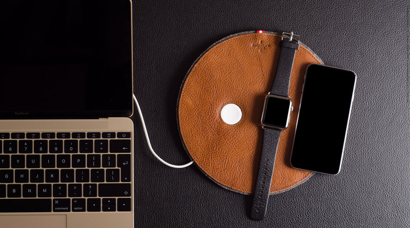 Two New Hard Graft Apple Watch Accessories