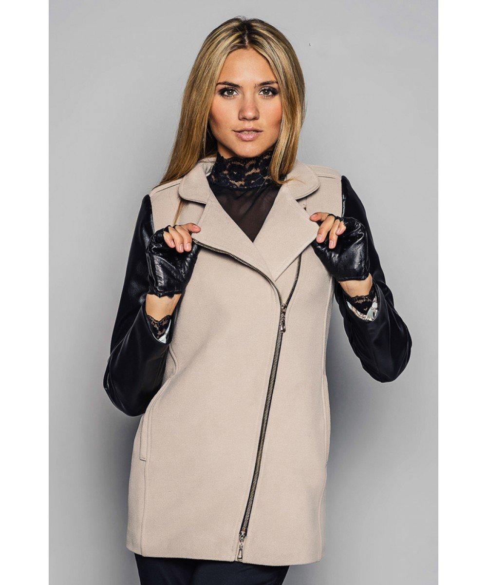 поможет картинки пальто с кожаными рукавами дома эпизодического