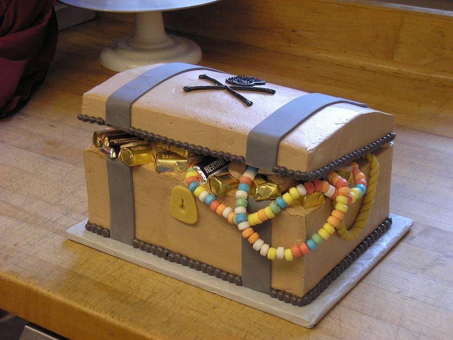относятся отряду фото торт в виде сундука кто-то