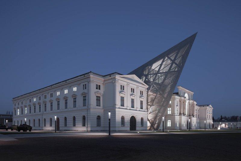 Военно-исторический музей вооружённых сил Германии. Дрезден