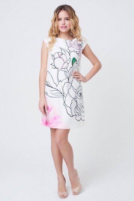 Купить короткое платье в интернет