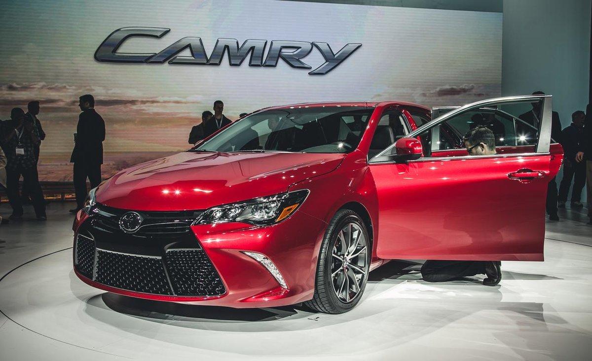 Foto Modifikasi Toyota Camry 1 Card From User Sergej