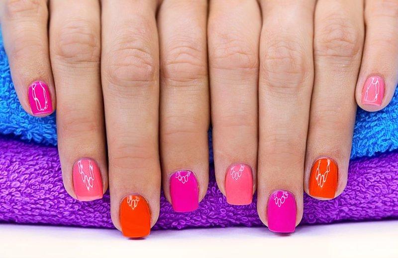 Как сделать ногти мягкими » Народные методы лечения 87