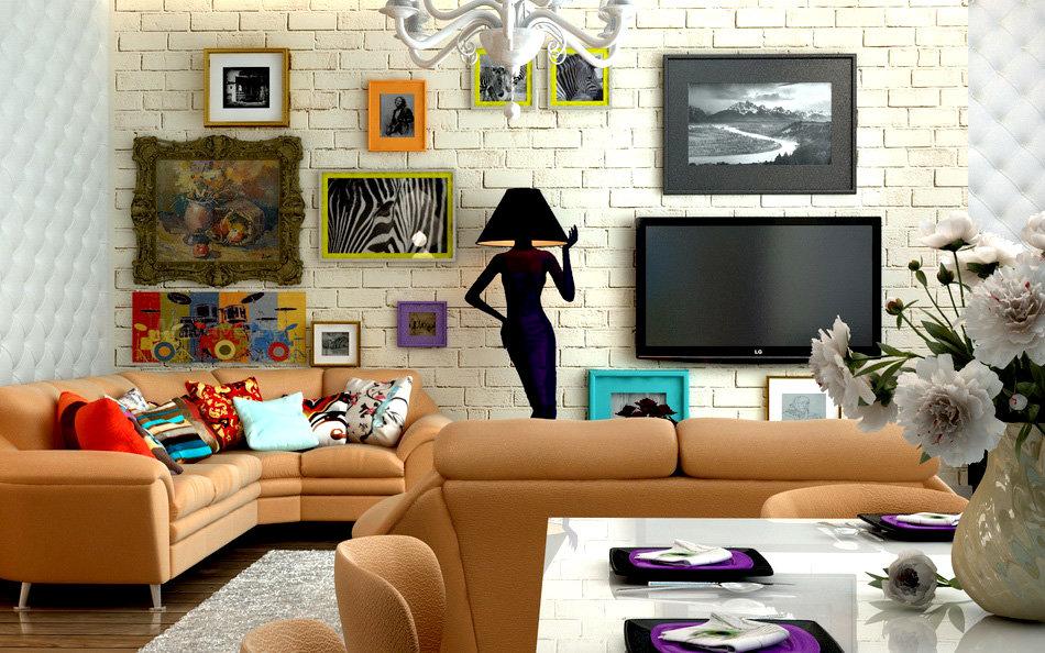 Дизайн интерьера стили и направления