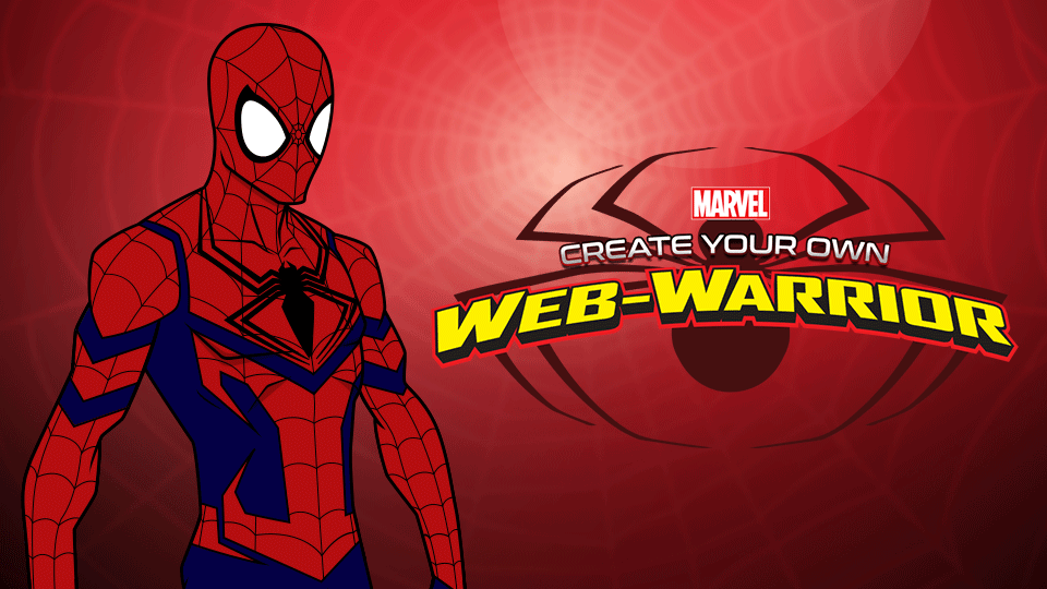 create your own super hero with our marvel create your own