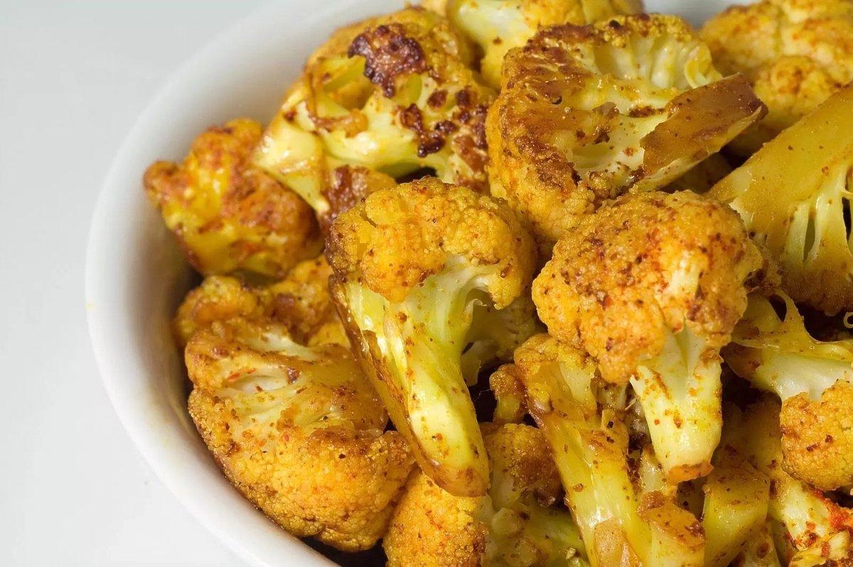 цветная капуста как готовить на сковороде