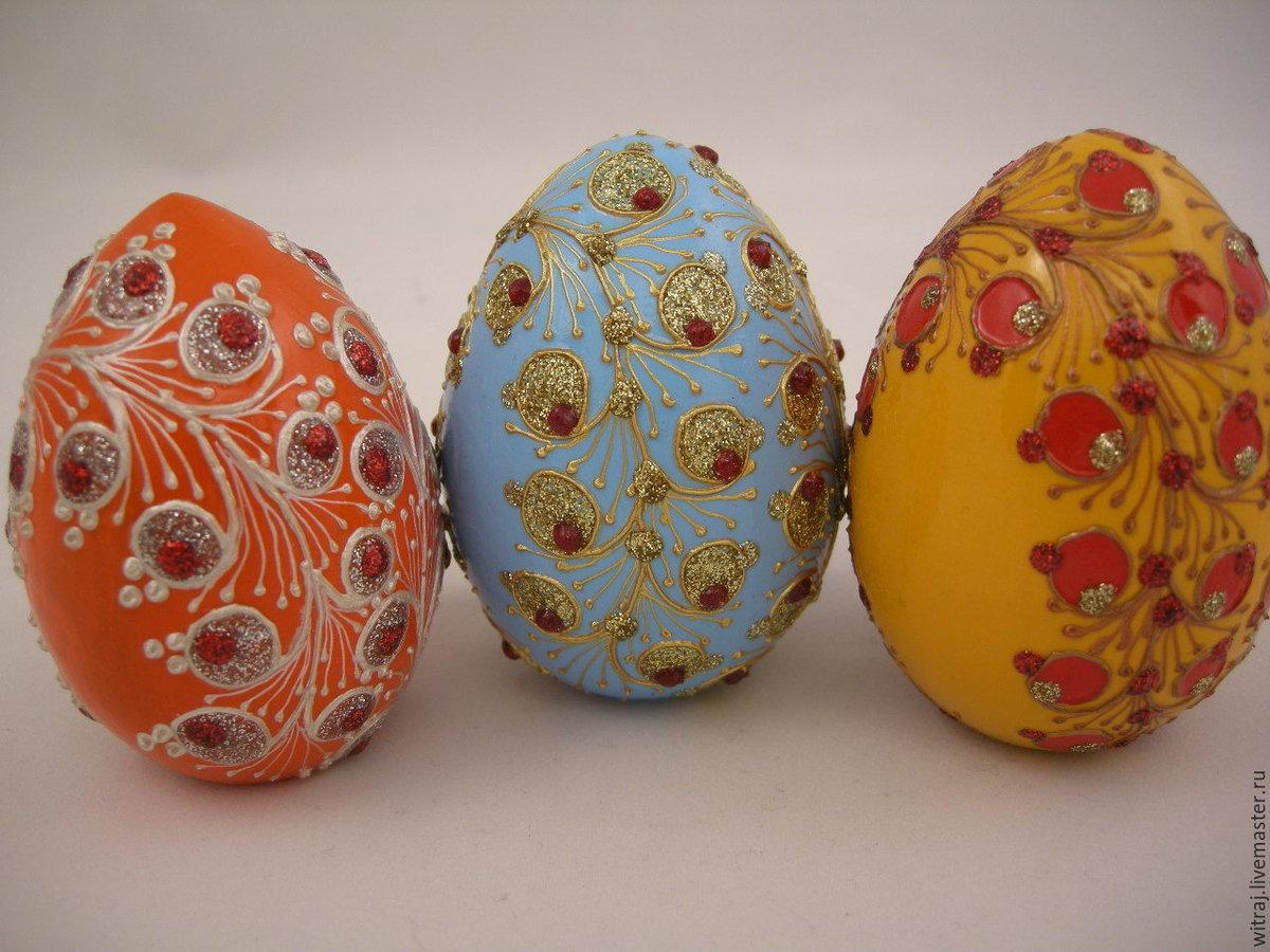 Картинки пасхальные яйца роспись