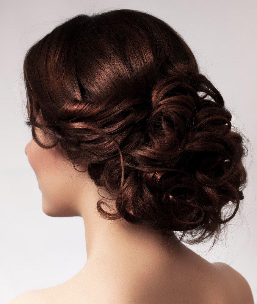 выполняются замеры прически на средние волосы фото женские вечерние артемида